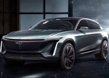 2023 Cadillac All-Electric SUV