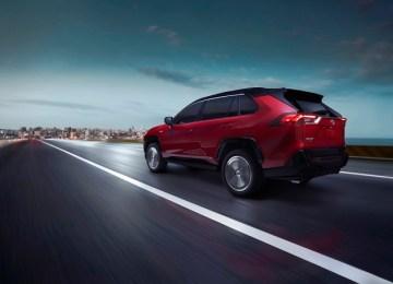 2021 Toyota Rav4 PHEV prime