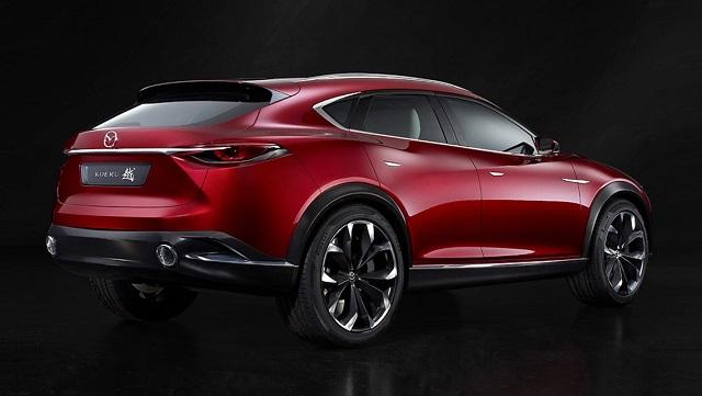 2022 Mazda CX-50 release date