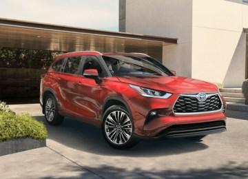 2022 Toyota Highlander phev