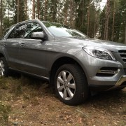 Mercedes-Benz ML 350 CDI 4-matic BlueTec