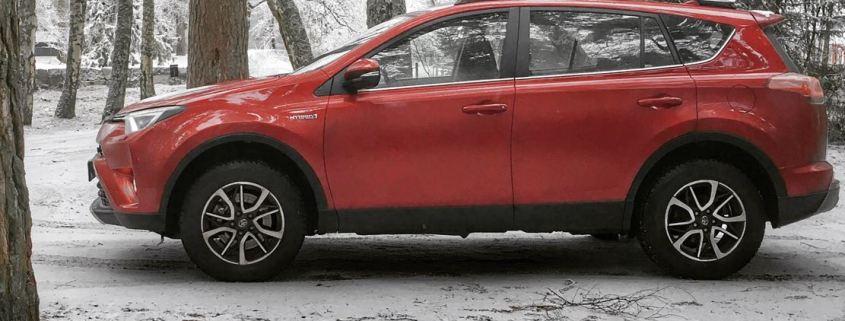 TEST: Toyota RAV4 Hybrid CVT