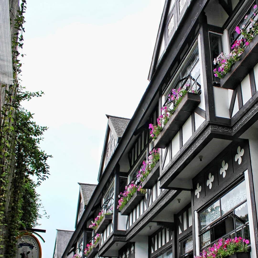 Bangunan Eropa Di Lembang