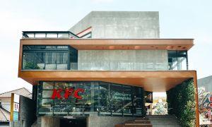 Bangunan KFC Naughty By Nature Jakarta