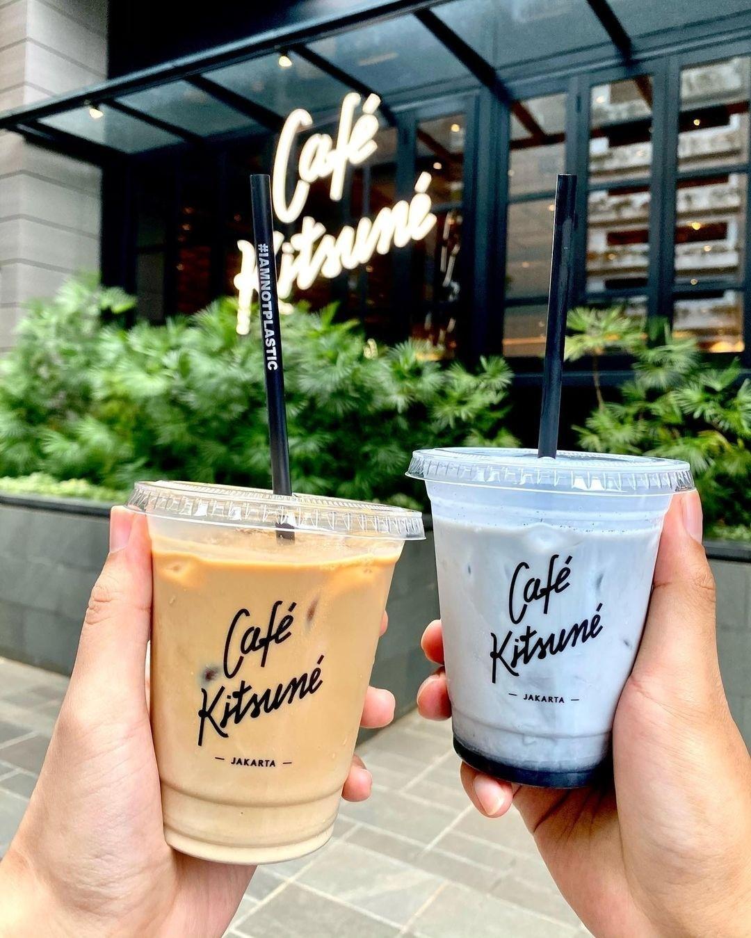 Cafe Kitsune Jakarta Selatan SCBD