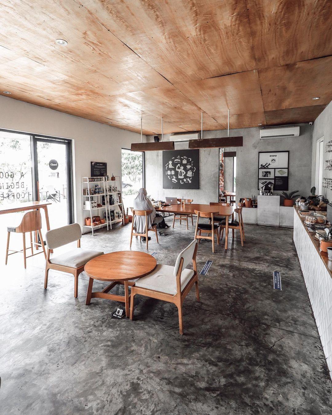 Cafe Little Talk Coffee Bekasi