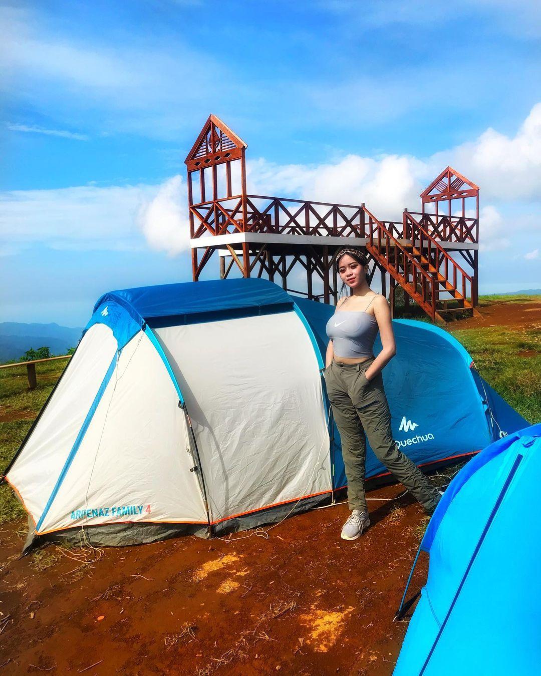 Camping Taman Langit Pangalengan