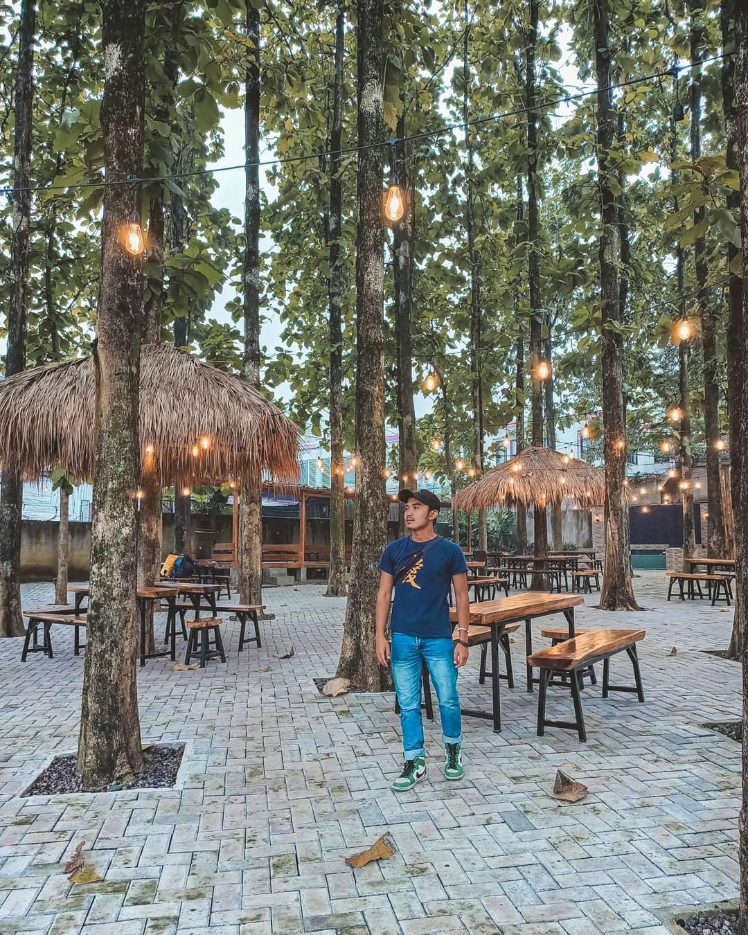 Coffee Garden Baru Bogor
