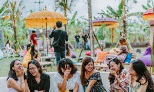 Dome Garden Cafe Ubud