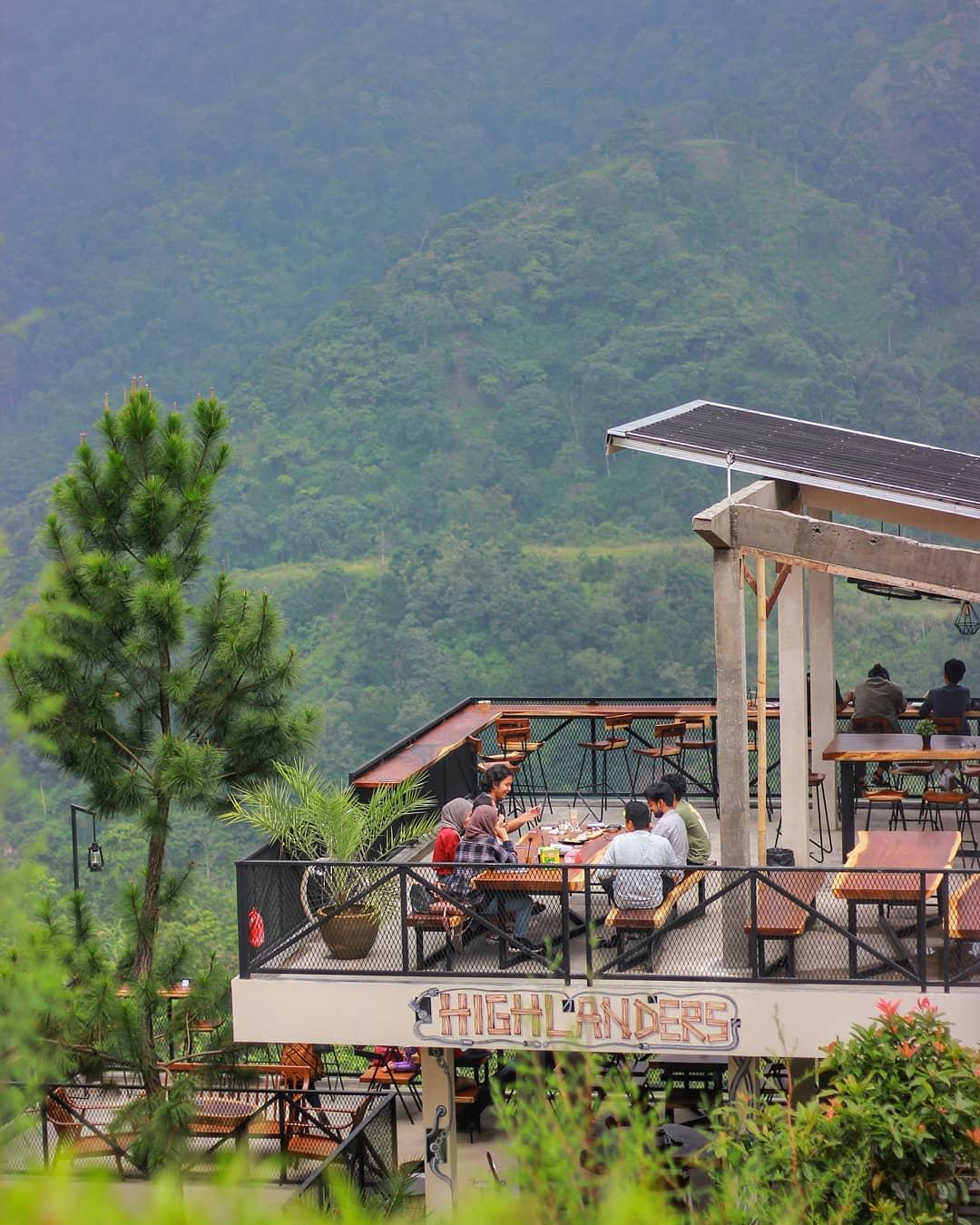 Highlanders Resort & Cafe Bogor
