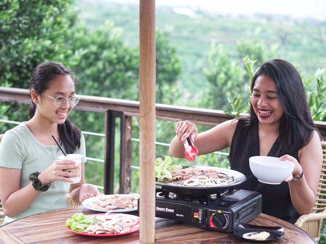 Kanvill Dau Outdoor Grill Malang