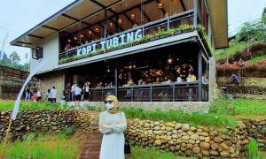 Kopi Tubing Cafe & Resto Bogor Dengan Pemandangan Yang Menyejukkan