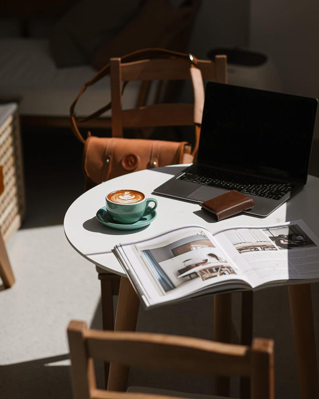 Menu SNDAY Coffee