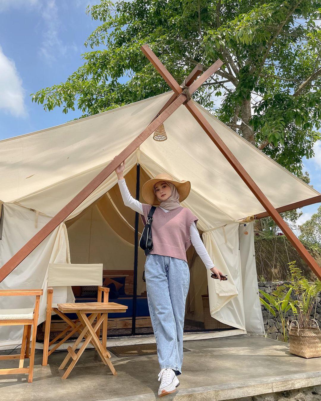 Penginapan Alam Caldera Camping