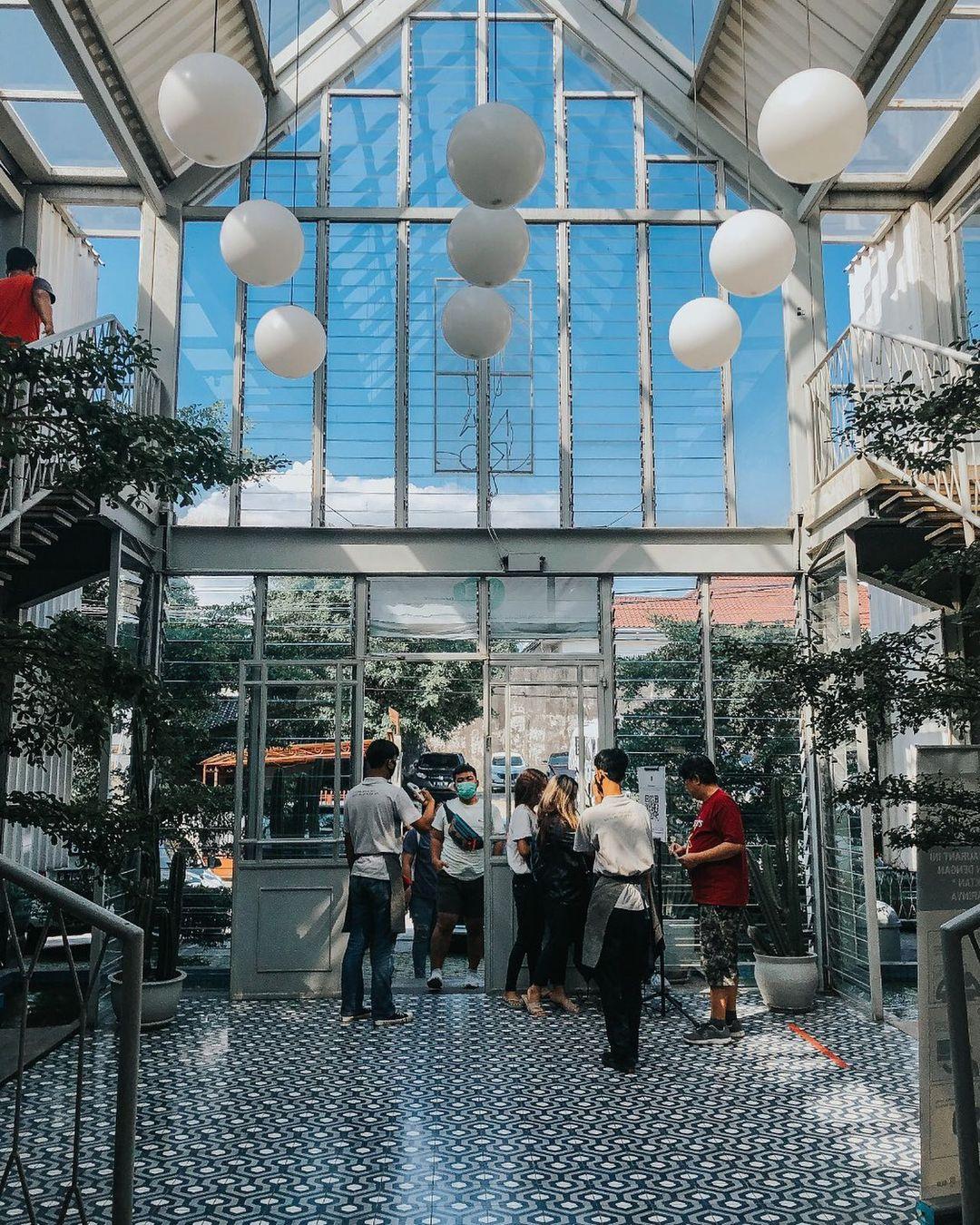 Protokol Kesehatan Warung Nako Bogor