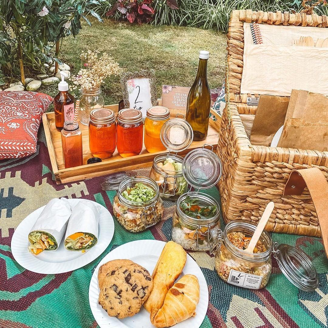 Rumah Gemuk Bali Menu Sajian Paket Piknik Asam Manis