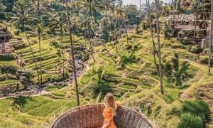 Spot Foto Alas Harum Bali