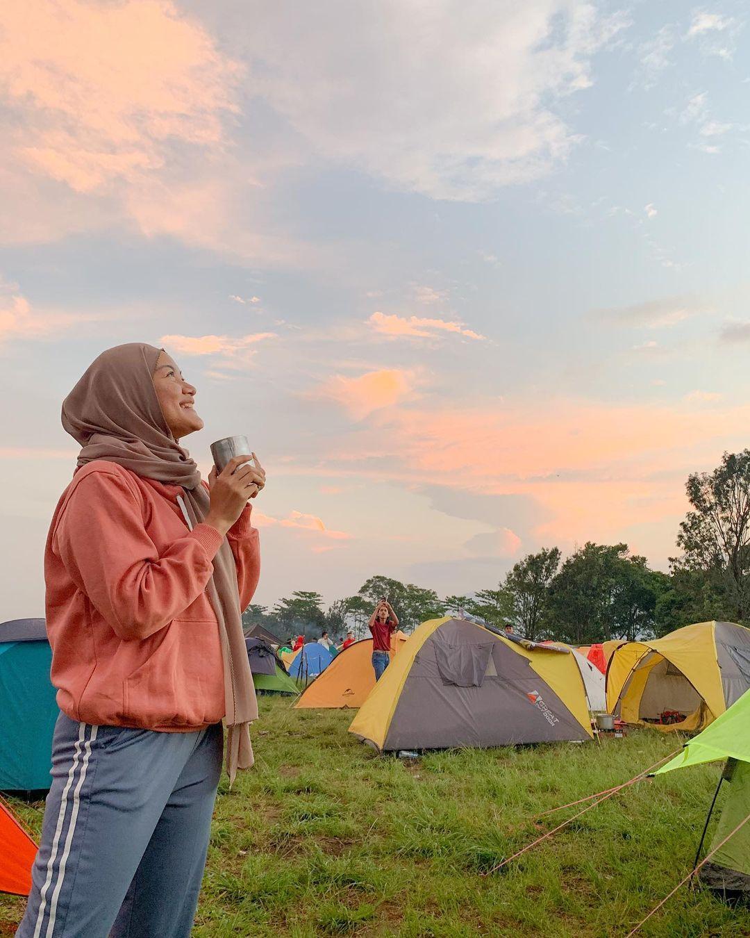 Wisata Camping Gayatri Citeko