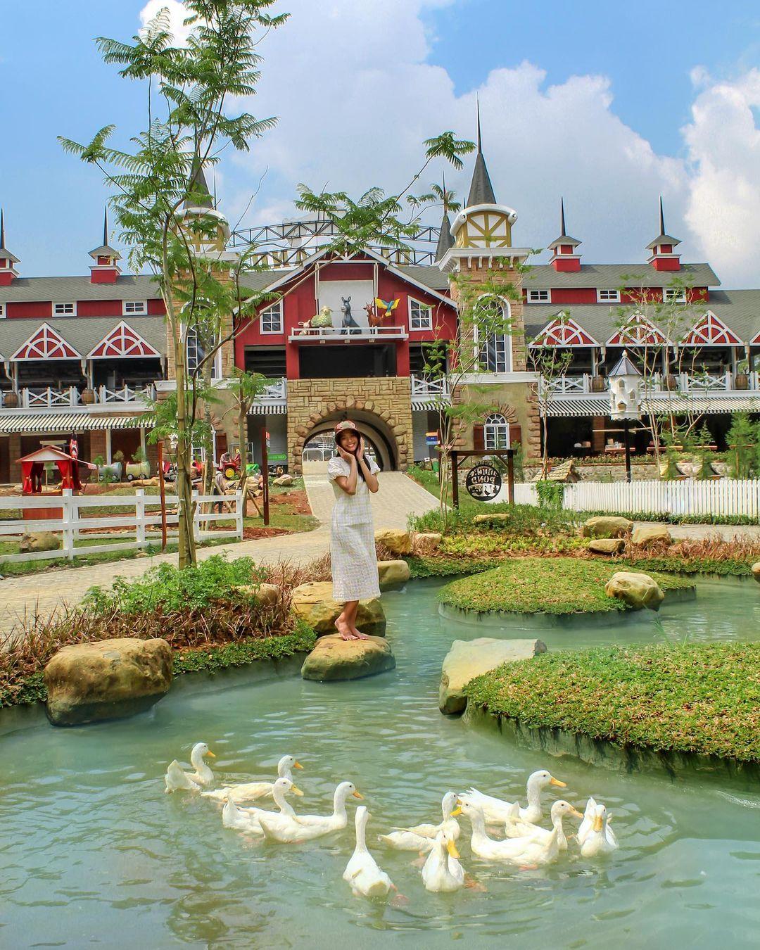 Wisata Keluarga Di Bogor Terbaru
