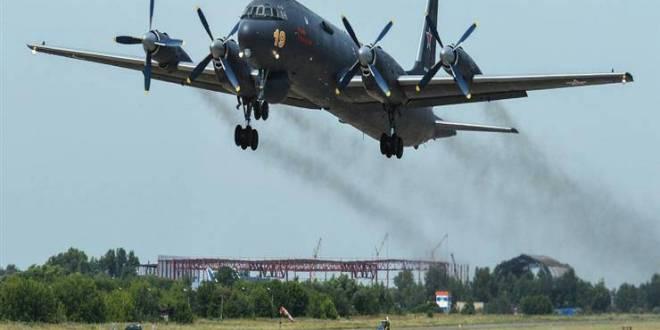 الدفاع الجوي السوري يسقط طائرة روسية