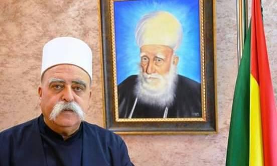 """فضيلة الشيخ """"موفق طريف"""" يؤكد دعمه لقضية مختطفين السويداء"""