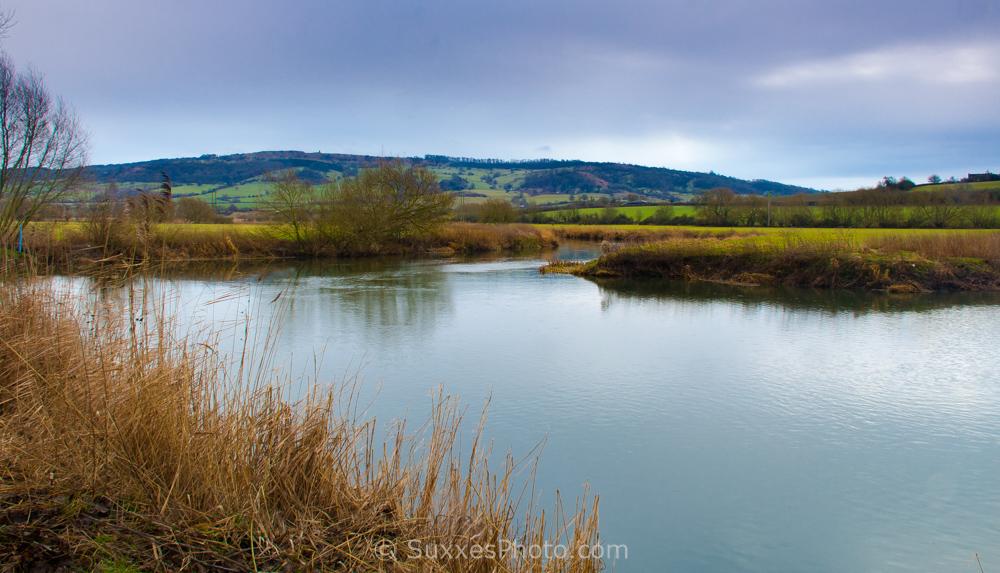 swans neck river avon