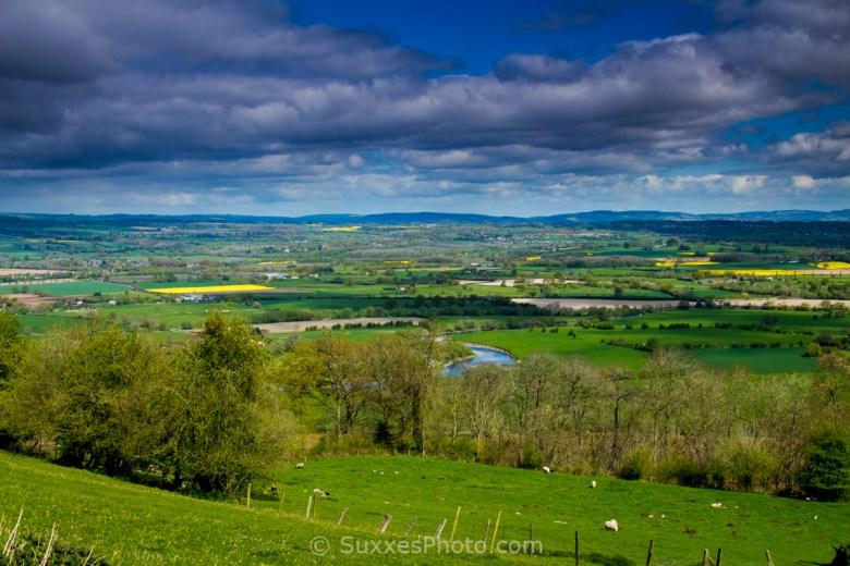 wye valley bredwardine hill