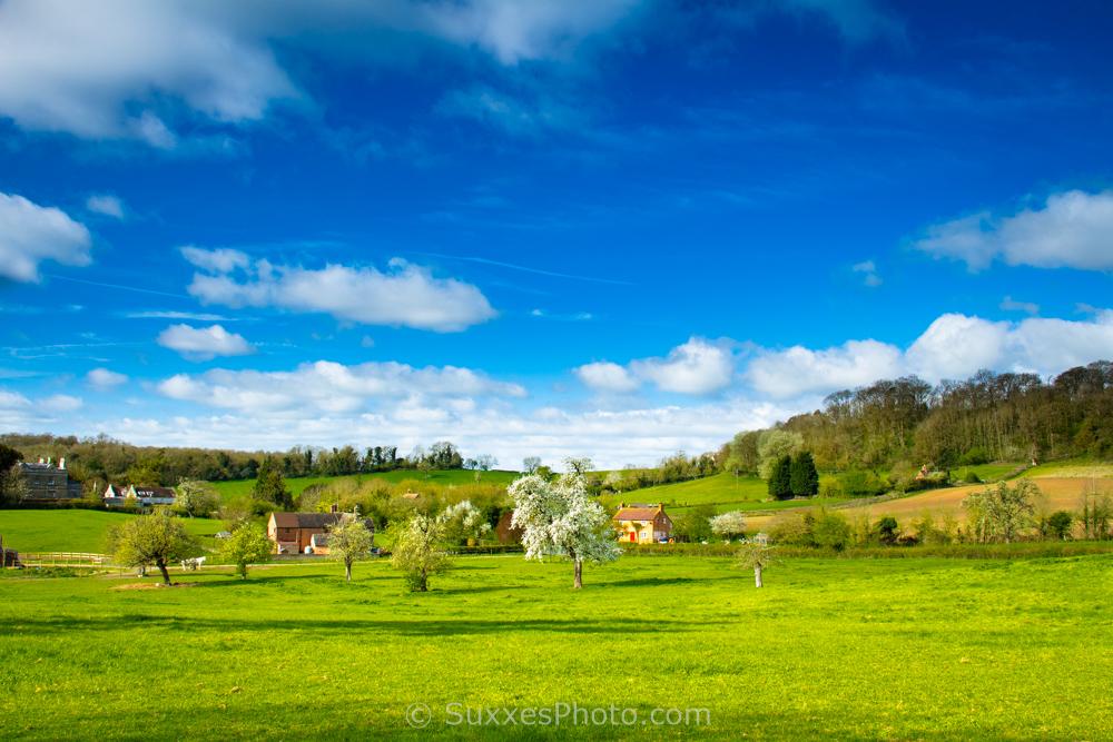 Hasfield Gloucestershire