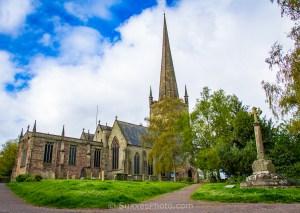 saint marys church ross on wye