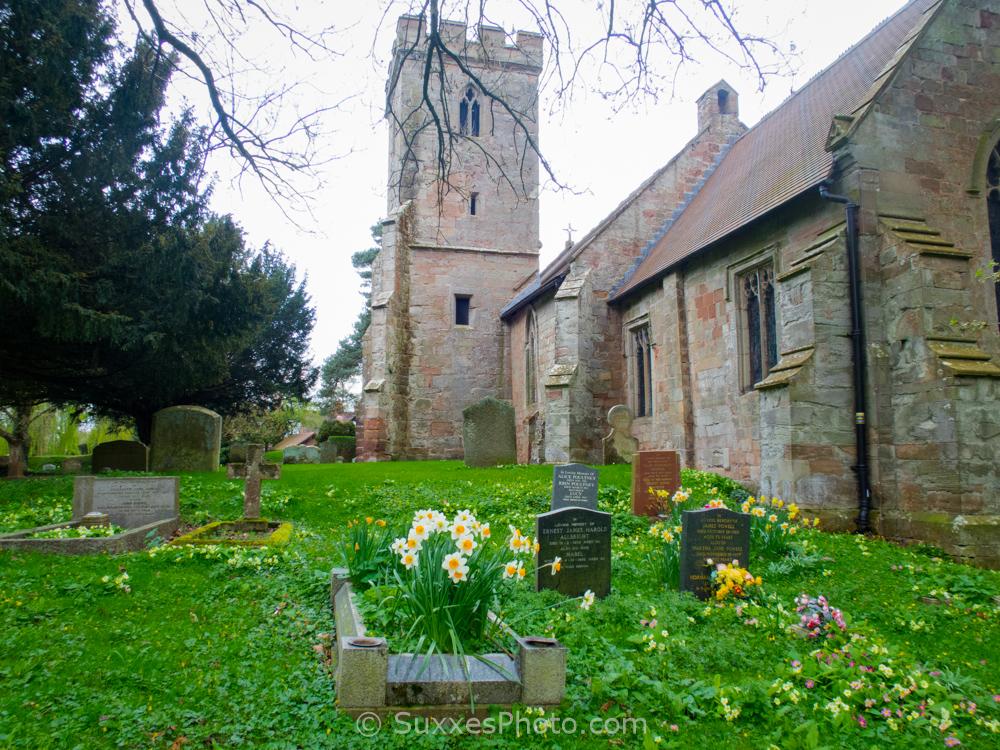 saint marys church hampton lovett