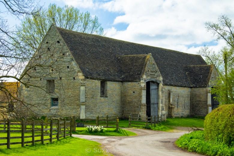 tithe barn ashleworth