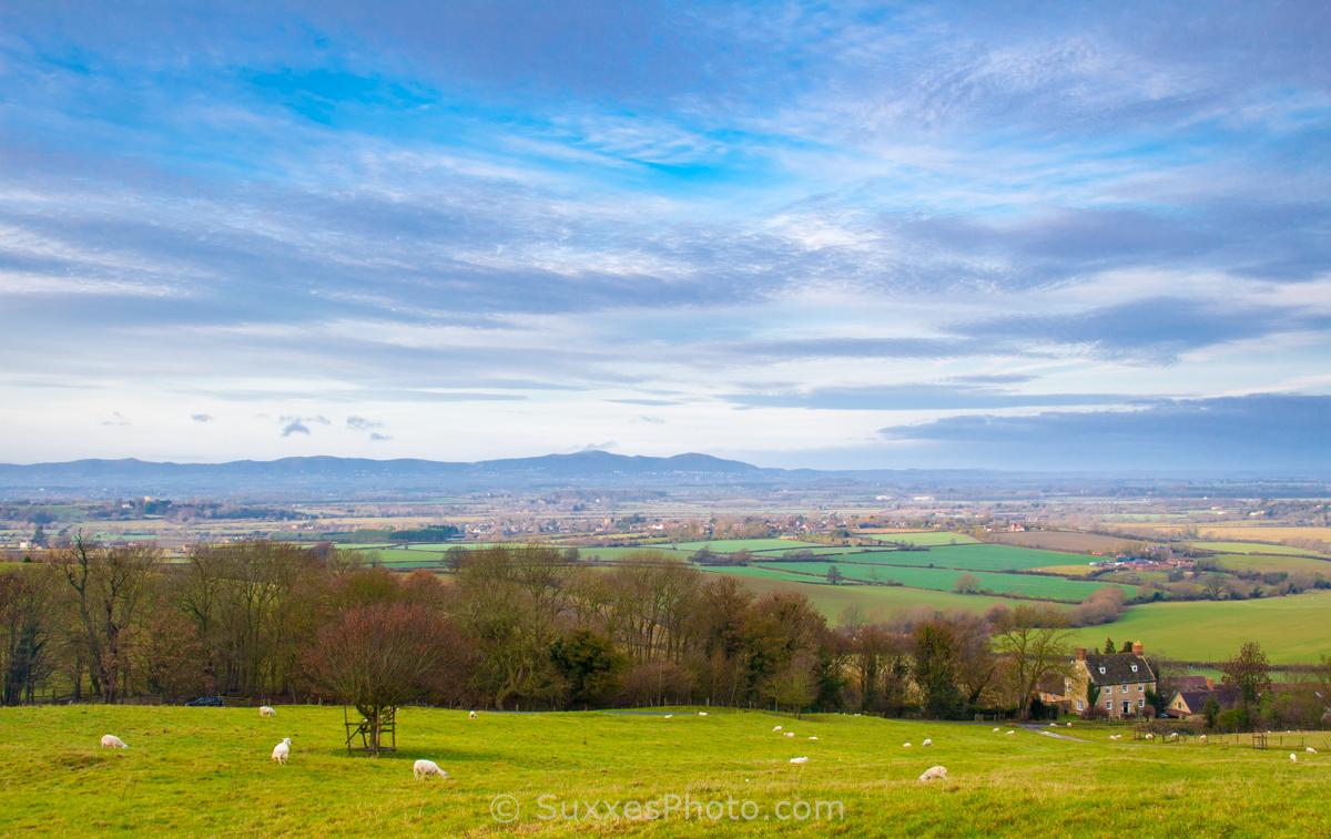 Bredon Hill December
