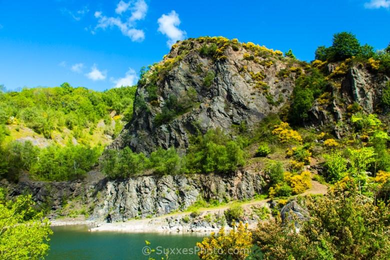 Gullet quarry Malverns