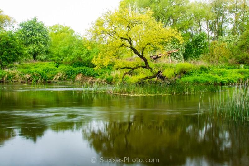 river avon lock worcestershire