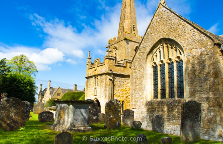 Stanton Church Cotswold