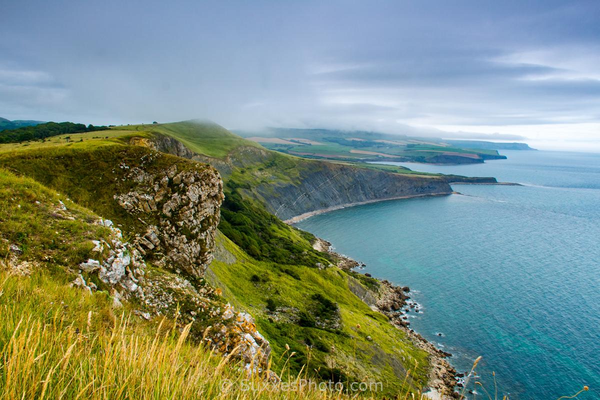 Gad Cliff Dorset