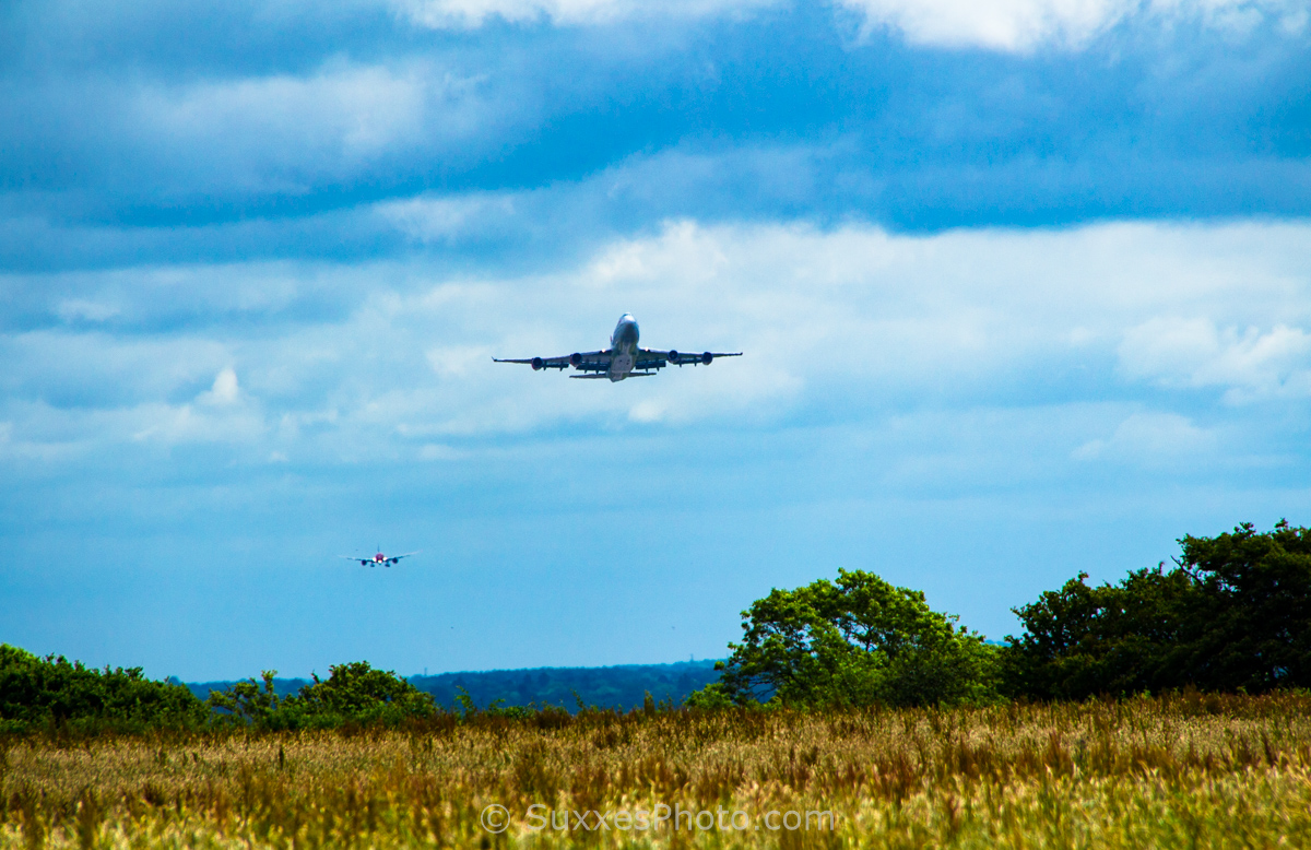 takeoff gatwick airport sussex border path