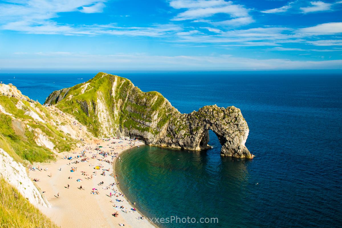 Durdle Door Dorset & Durdle Door Dorset - UK Landscape Photography