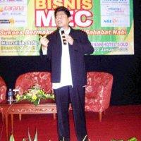 Jagongan Bisnis MEC Bersama Nasrullah, S.Si, NLP