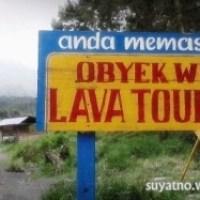 Lava Tour, Menengok Keganasan Gunung Merapi
