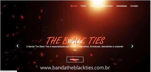 sitebandatheblackties