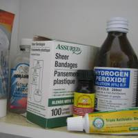 25 Items Found In Our Medicine Cabinet