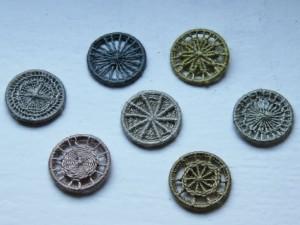 green and sapphire blog dorset buttons