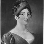 Portret van Catharina Valentina van der Kun (1811-1813)--Gijsbertus Johannus van den Berg