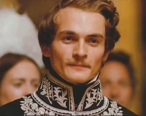 "Rupert Friend as Prince Albert, from ""The Young Victoria"""