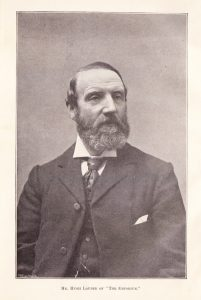 Hugh Lauder, author of Notes of a Trip Round the World, in 1896.