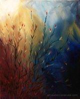 Original Acrylic on Canvas, Suzanna Reeves