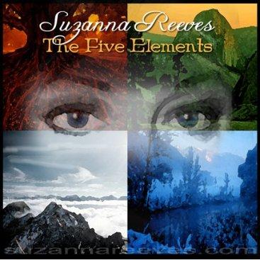Album Cover - Suzanna