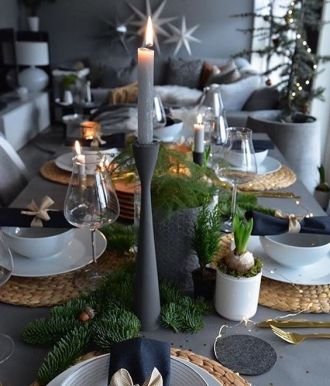 tafel setting 7