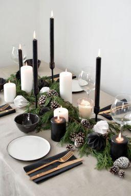 tafel setting 9